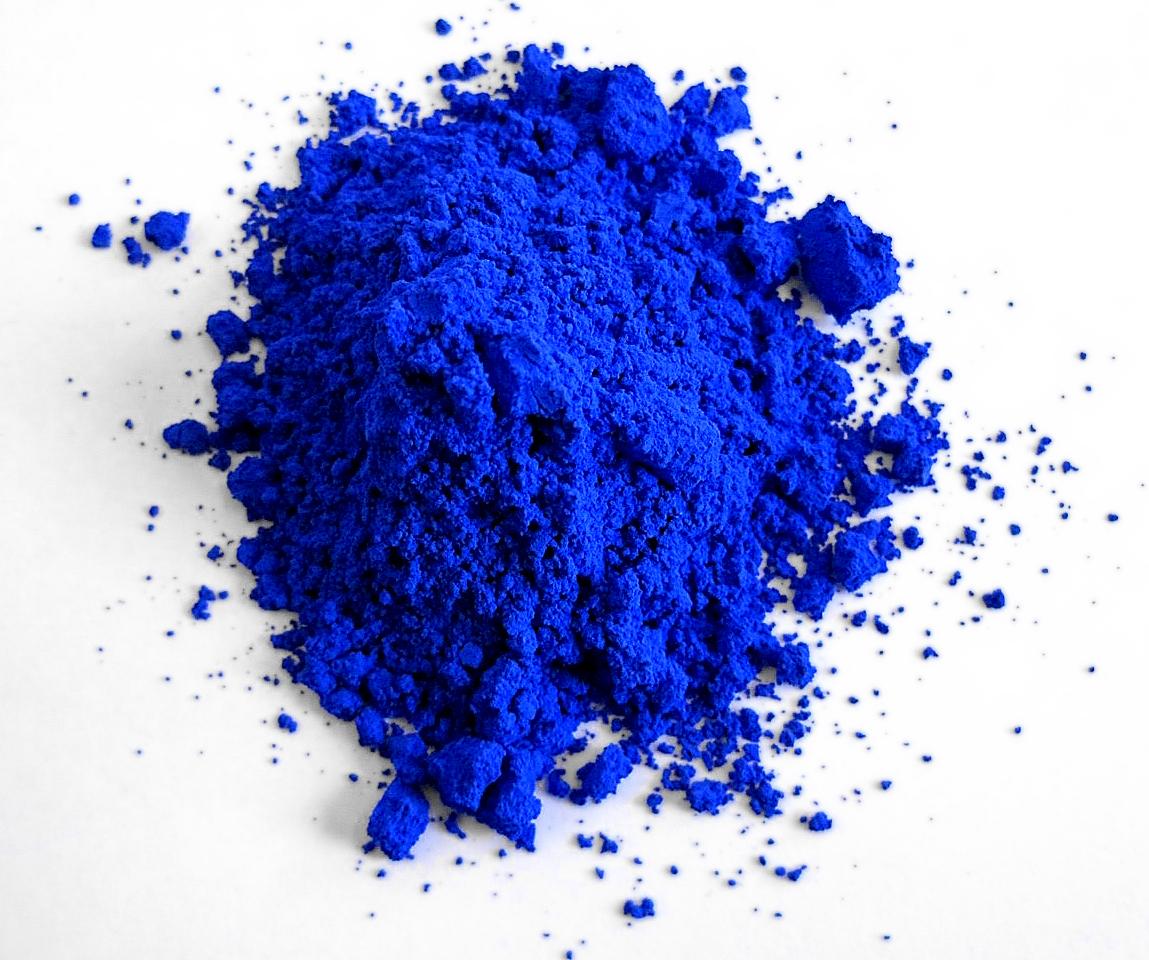Błękit YInMn, YInMn Blue