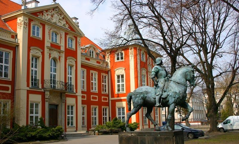 Historia Biblioteki Głównej ASP w Warszawie
