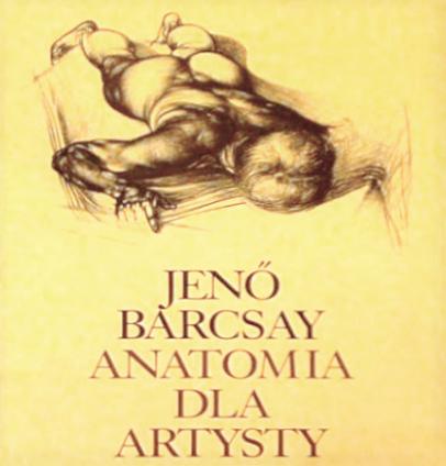 Jenő Barcsay : Anatomia dla artysty