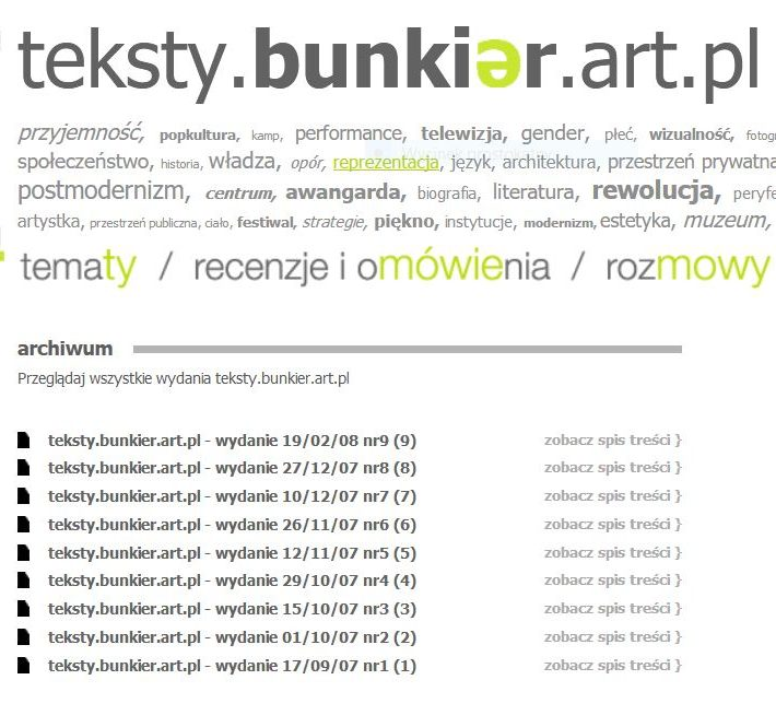 teksty.bunkier.art.pl