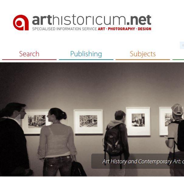 Biblioteka Sztuki on-line – arthistoricum.net